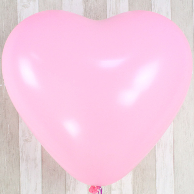 Big Heart Balloon
