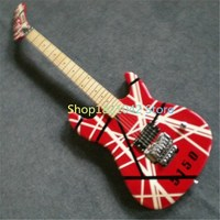 Kramer Evh eddie VAN HALEN 5150 sttoster Black & red white Frankenstrat frankenstein stat Electric Guitar Deposit!