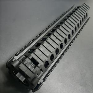 Image 3 - 10 дюймов страйкбол MK 18 нейлоновый Эспандер для предплечья для большинства игрушечных винтовок винтовой кабель M4 переоборудование частей Открытый охотничий аксессуар
