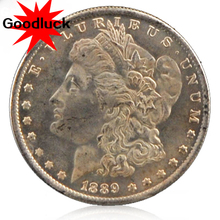2015 New Arrive Free Shipping Hotsale Morgan1884 The United States Antique Coins/Siver Coin/Russian Coins