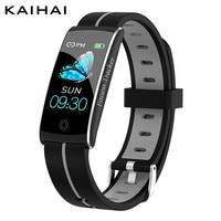 KAIHAI fashion fitness Tracker sport smart watches 2019 women ip68 Waterproof bracelet band Heart Rate monitor H29 wristband