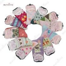Cotton Short Socks Wool Sock Kawaii Patterns Idols Adult Woman Winter Warm Socks Warm Keep Fashion Lovely Adorable Socks Female master has given dobby a sock letters printing winter warm socks