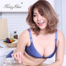 4ac2646058604 MENGSHAN Women s Ladies Big Size 1 2 Cup piece brassiere Fat MM 200 pounds  bra