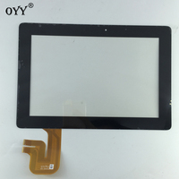 Touch Screen Digitizer Glass Sensor Panel Replacement Parts Black For ASUS Eee Pad Transformer Prime TF201