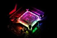 Barrow LTYK3 04 V2 LRC2.0 RGB CPU Water Cooling Block for Intel 115x