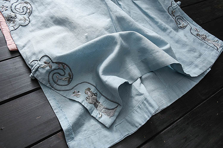 ALKNOW discount Linen Embroidery 24