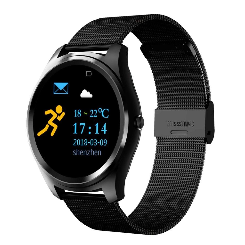 все цены на Z4/X8 Smart Watch With Steel Band Heart Rate Monitor Bluetooth Call Waterproof Fitness Pedometer Tracker Sports Business Watch онлайн