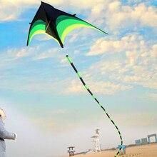 Новые поступления воздушные змеи из нейлона с хвостом 10 м красивый длинный хвост нейлоновые наружные воздушные змеи для детей