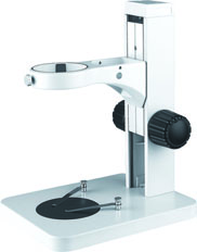 B4 arm style flat base for stereo microscope