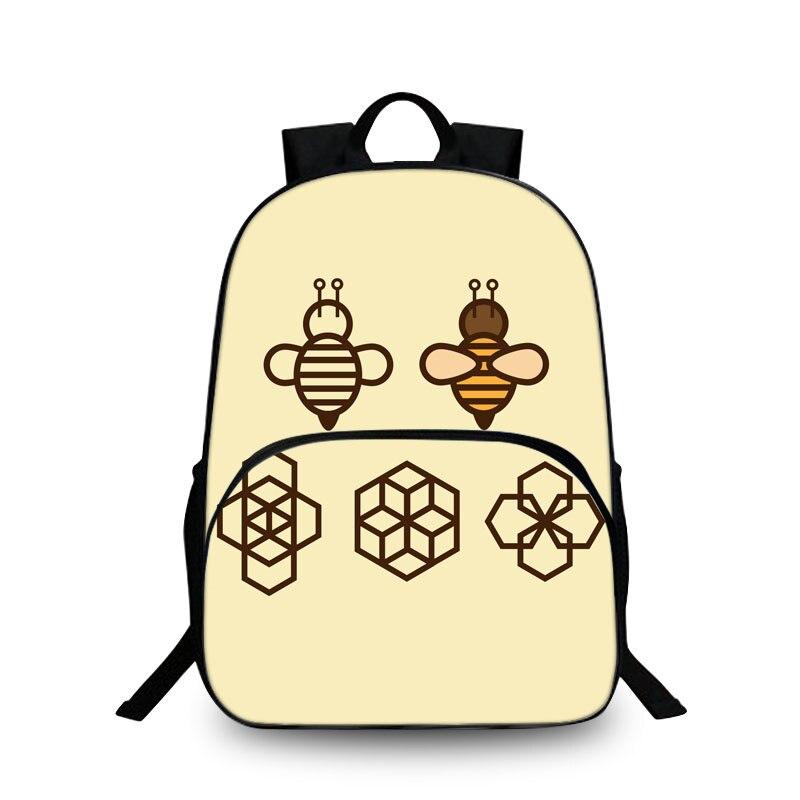 Baobeiku Подсолнухи и вафельная 3D Рюкзаки печати творчески Сумки для детей школьная дети рюкзак для ноутбука Фирменная Новинка