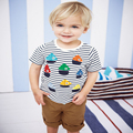 My Color Boats tshirt kids Soft Cotton Boys t Shirt Little Maven