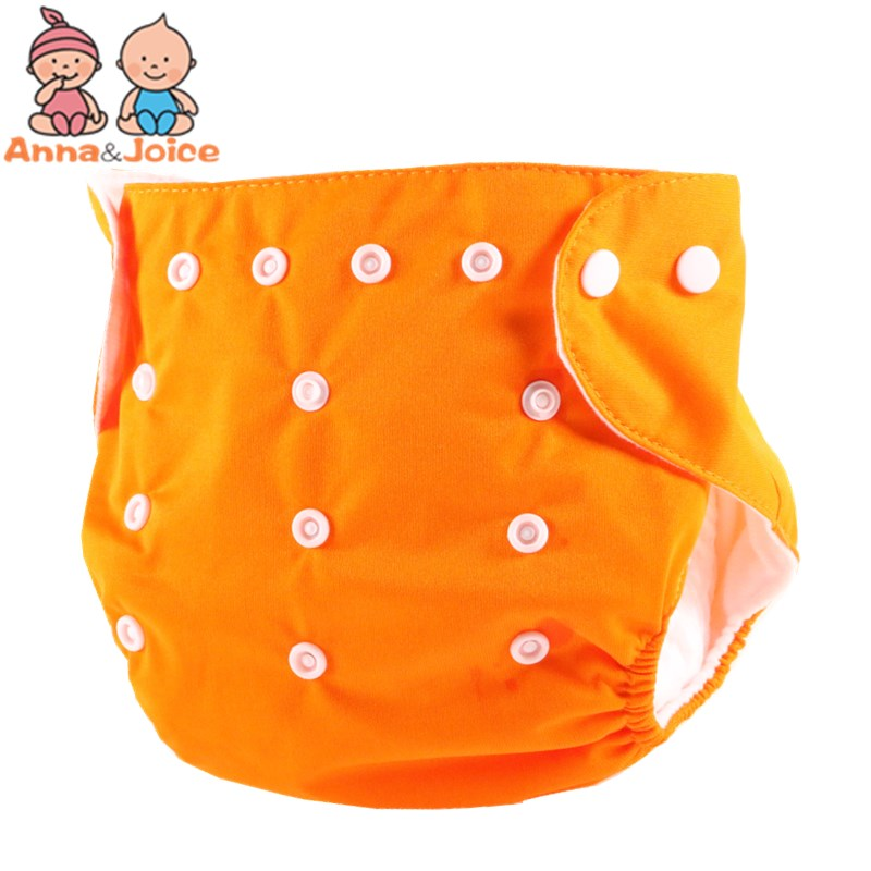 10pc Baby Diapers Washable Reusable Nappies Adjustable  Cloth Diaper Baby  Winter Summer Version Diapers /Cotton Training Pant