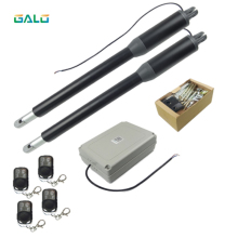 GALO Residential Gate Opener,Electric Swing Gate Operator AC220V input with 4ps remote contrl все цены