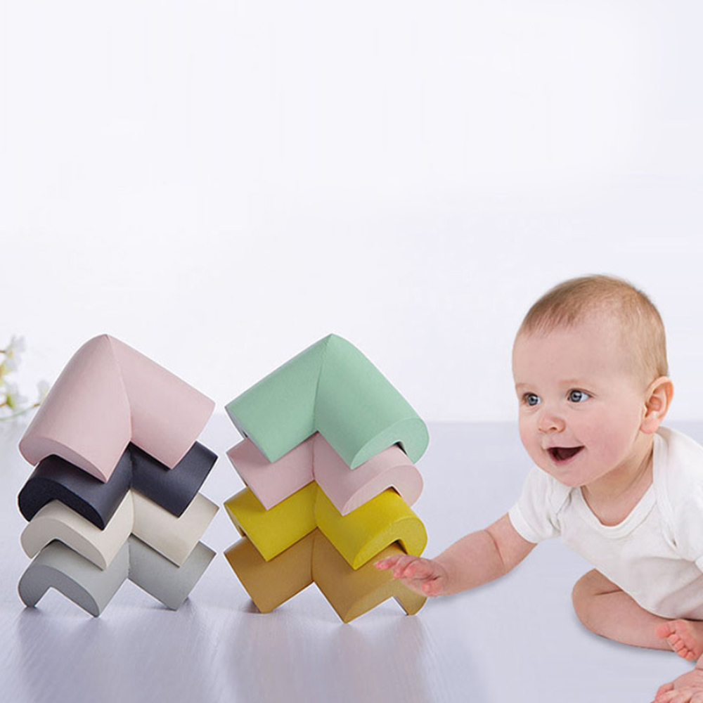 10 Pcs Infant Child Protector Safety Anti-collision Corner Table Corner Protection Table Corner Baby Thickening Corner