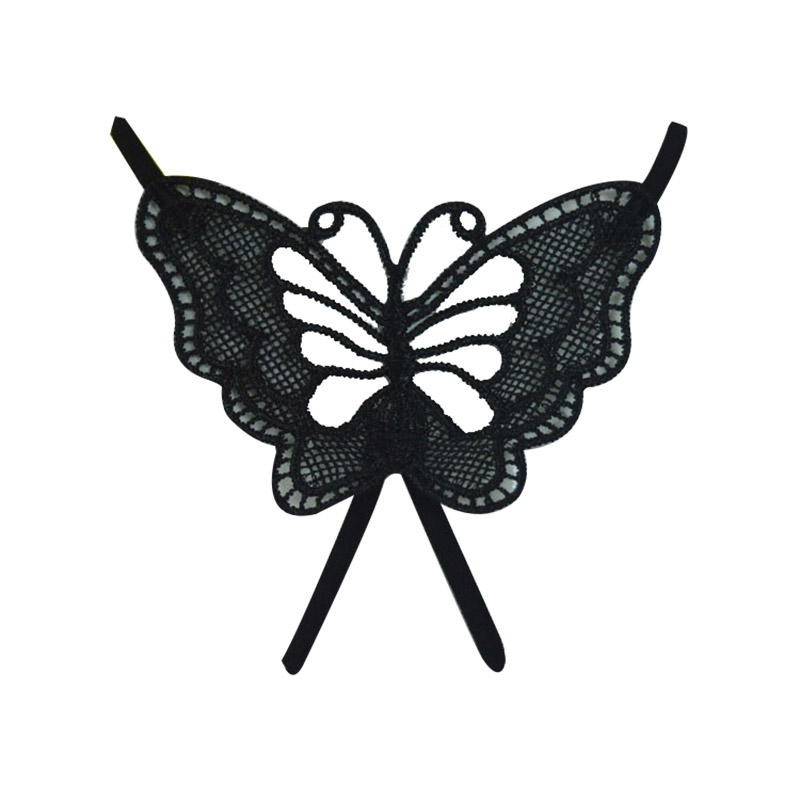 Women Sexy Bra Straps Flowe Butterfly Strap Brassiere Part Underwear Cross Bras Shoulder Strap -MX8