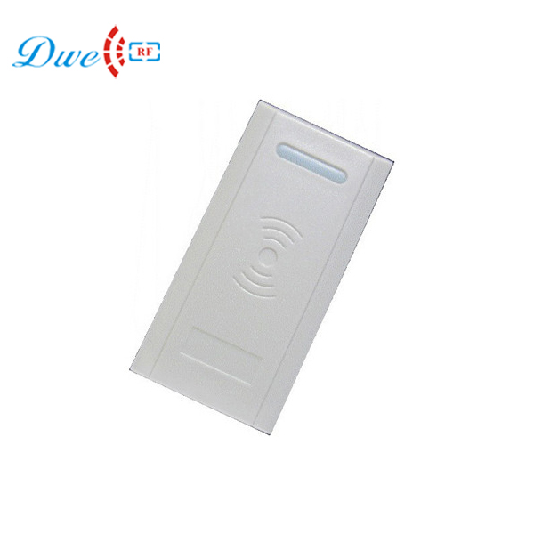 DWE CC RF RFID card reader Mini waterproof 125khz emid wiegand 26 or  wiegand 34 for access control system 002G
