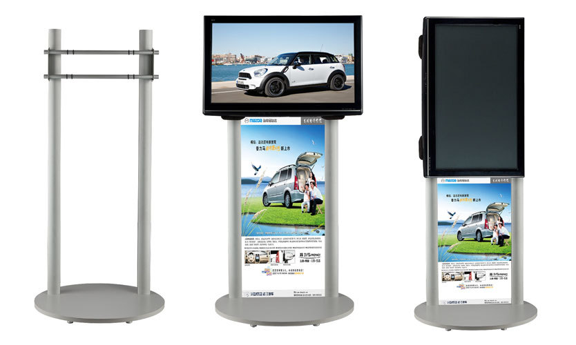 Exhibition Stand Tv : Portable lcd led tv stand exibition product trade