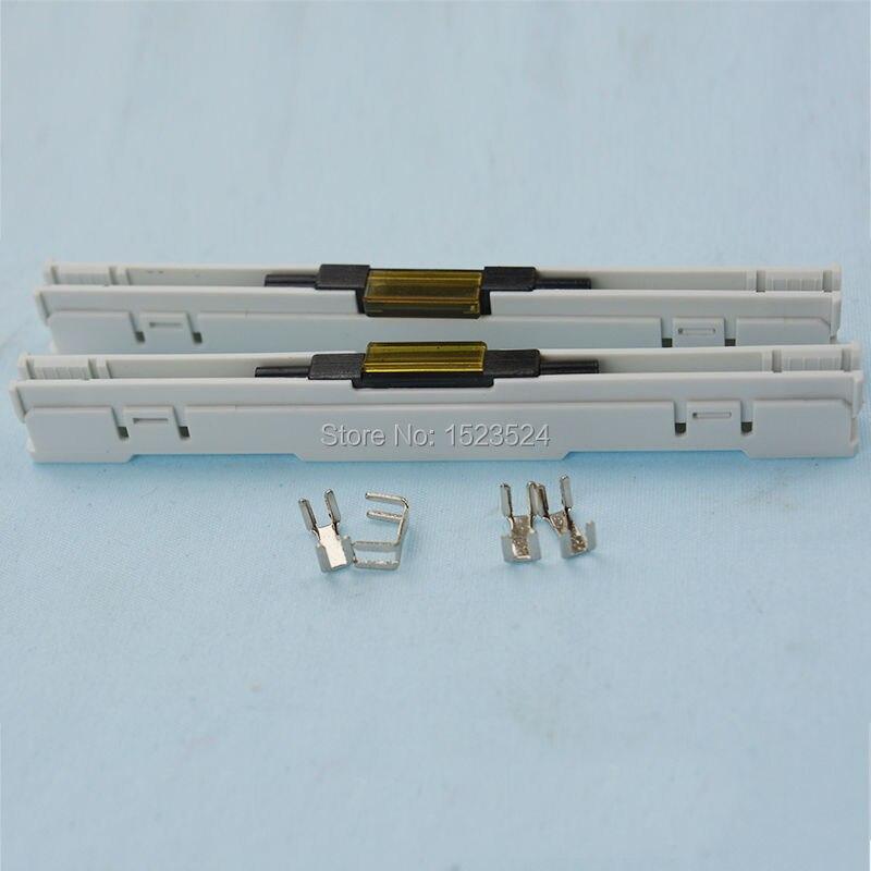 Free Shipping 10pcs/lot High Quality L925BP Drop Cable FTTH Fiber Optic Mechanical Splice  Fiber Optic Mechanical Splicer