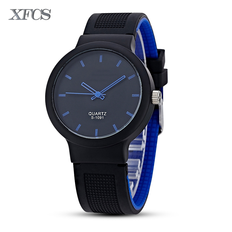 XFCS 2017 waterproof watch for man quartz automatic wristwatch mens famous brand watches topmerk tag original clock creative