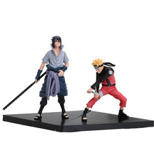 Naruto PVC Action Figure Toy 2pcs/set 14cm (6 styles)