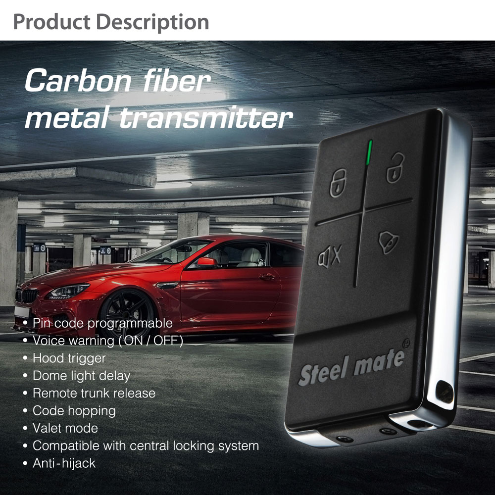 online get cheap car alarm systems aliexpress com alibaba group steelmate car alarm system match central locking system window closer remote trunk release for toyota for