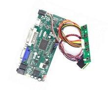 M.NT68676 HDMI DVI VGA LED Kit de placa de controlador LCD DIY para LP156WH4(TL)(A1)/(TL)(B1) 1366X768 monitor de panel