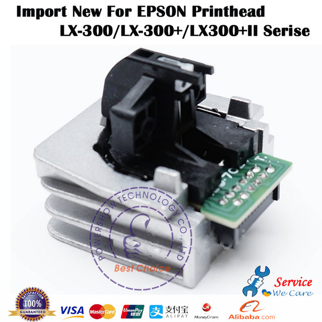 EPSON PRINTER LQ 300 II TREIBER WINDOWS XP