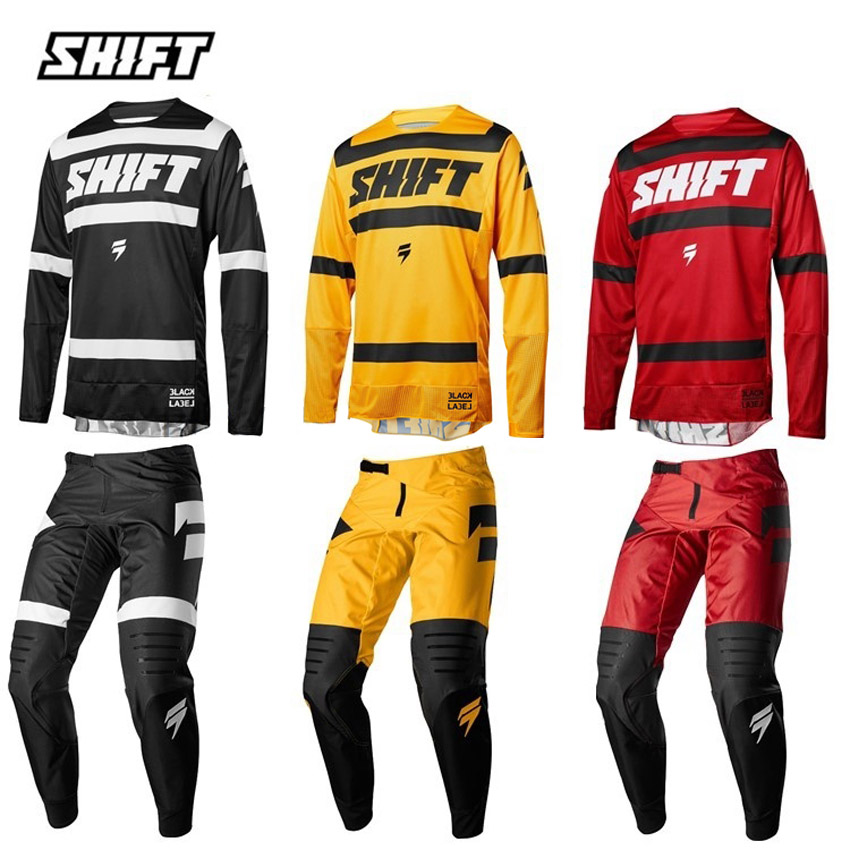 racing protective suit mountain bike motorcycle off-road atv dh gp moto outdoor sport breathable motocross jersey and mx pants motorcycle suit mountain bike bmx racing suit mx pants karting protection outdoor sport cycling dh gp off road bmx motocross
