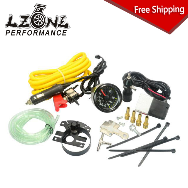 LZONE RACING - FREE SHIPPING NEW Release TURBO Manual Boost Controller Dual Stage Upgrade Kit JR3134