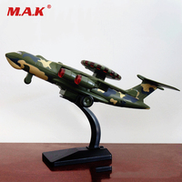 Cheap Toys for Boys Xian KJ 2000 Mainring China AWACS Airborne Early Warning Aircraft Alloy Metal Model for Children Gift
