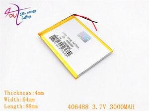 Image 1 - 安全梱包静的 Shelding バッグ 406488 3.7 V 3000 3.7v 5000ma の 406590 タブレットのために pc 7,8 、 9 インチポリマー lithiumion