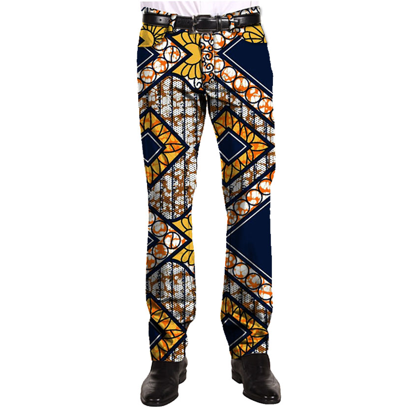 Αφρικανική στυλ άνδρες Dashiki παντελόνι - Ανδρικός ρουχισμός - Φωτογραφία 3