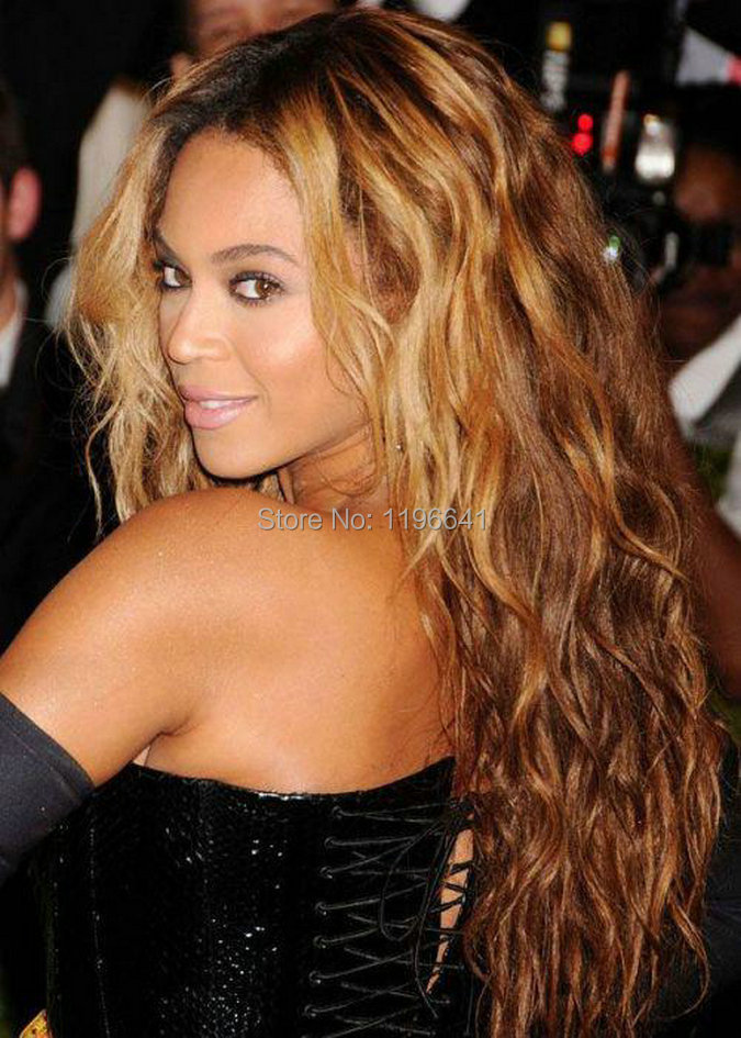 Beyonce Natural Curly Brazilian Hair Full Lace Wigs On Aliexpress