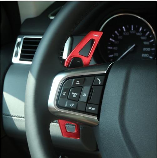 Palette de changement de vitesse de volant pour Land Rover Discovery pour Jaguar XF XE accessoires de F-PACE