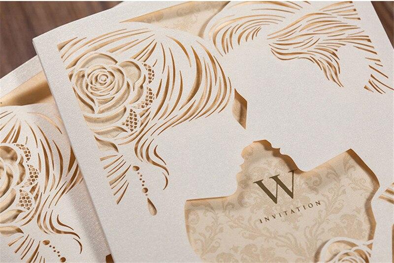 Aliexpress Buy Best Sale Wedding Invitation Cards Romantic – Best Invitation Cards