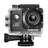 SOOCOO S100 פעילות המצלמה 4 K WiFi ספורט DV Full HD 1080 P ג 'יירו 30 m צלילה עמיד למים ספורט מצלמת מיני מצלמת וידאו 2.0 inch NTK96660