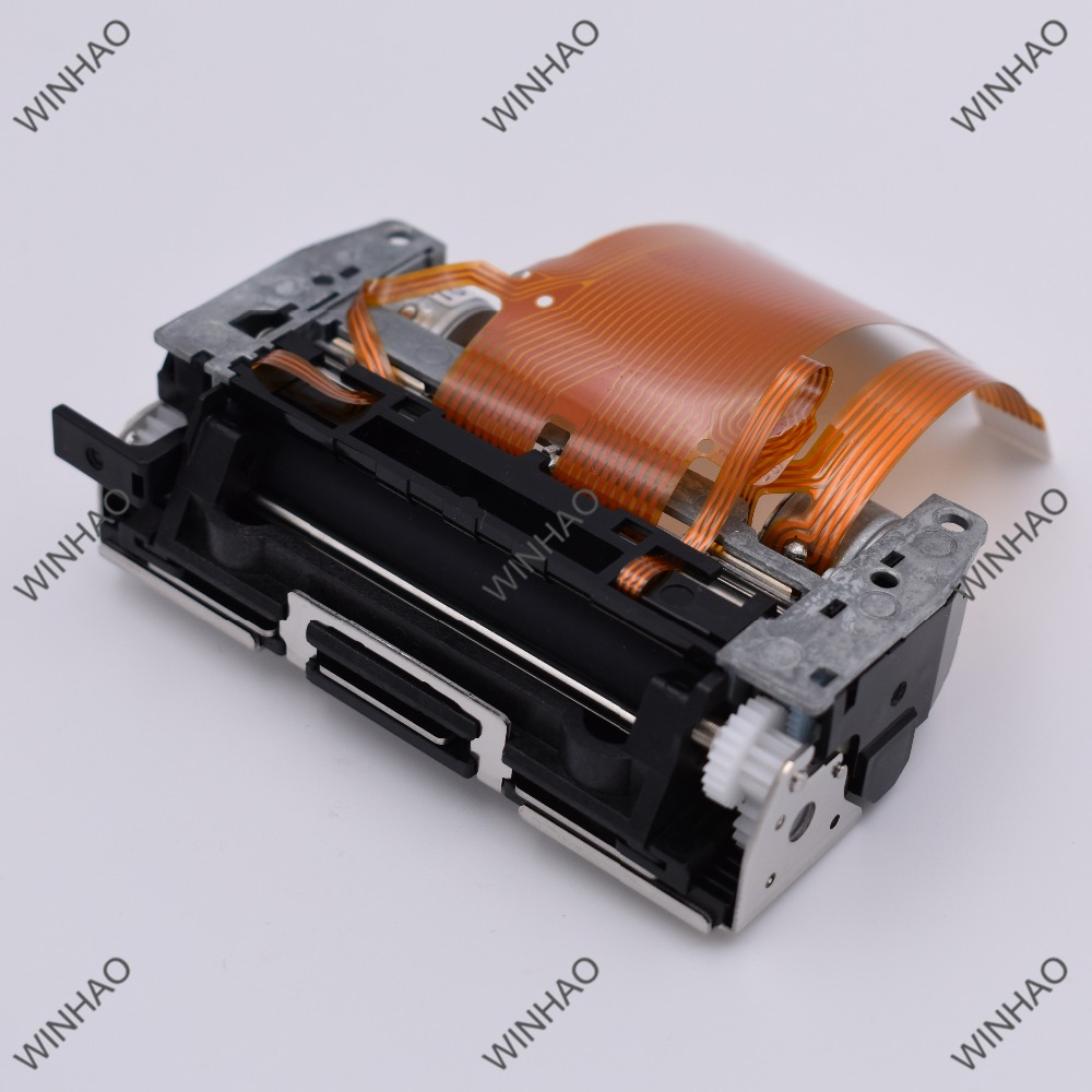 New original 2-inch 58mm thermal printer core automatic cutting function thermal print head FTP-628MCL401 effort ef 830 58mm electronic cashing machine ftp 628mcl 101 print head