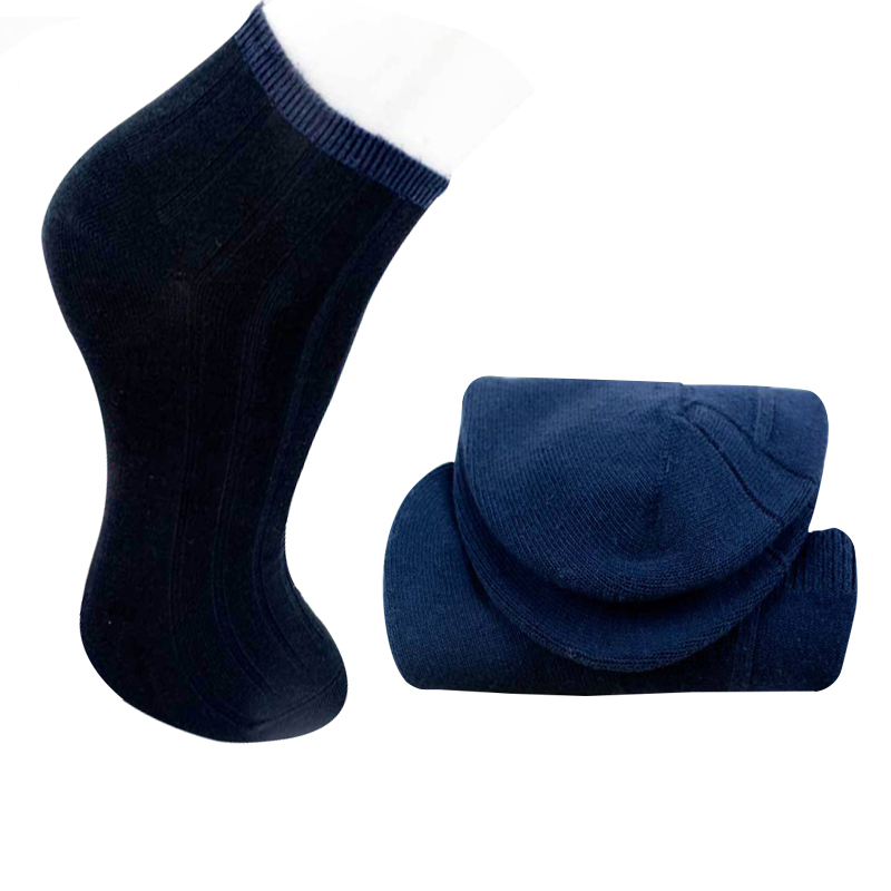 5 Pairs Men Cotton Socks Male High Men Sock Pure Color Business Spring Summer Four Season High Quality Popular Funny Men Socks