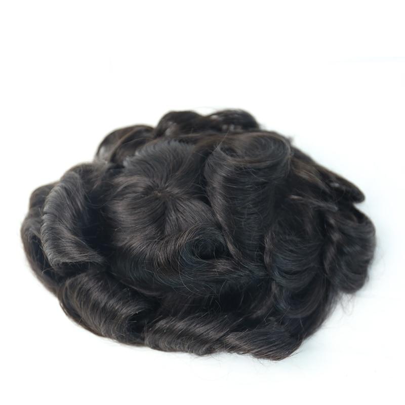 peruca sistema de substituicao para homens toupees 02