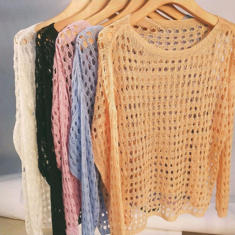 BEFORW 2019 White Sexy Hollow Out Women   Blouse     Shirt   Streetwear Fishing net   Shirt   Womens Tops Blusas Casual   Shirts