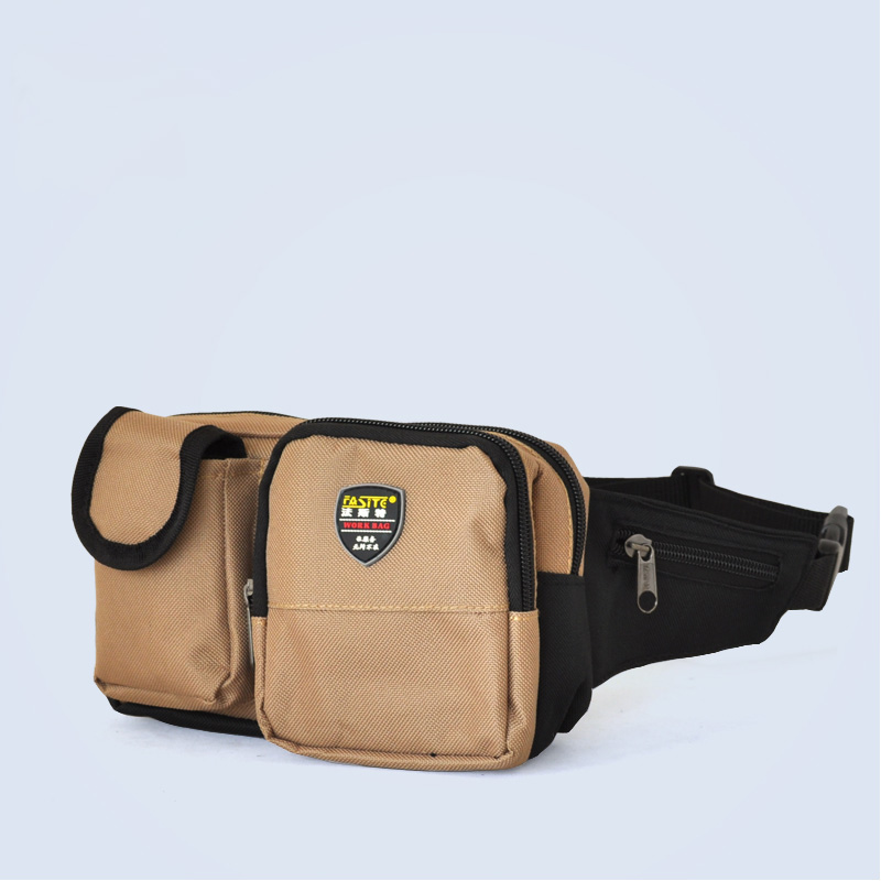 Oxford Fabric Professional Electricians Tool Waist Bag Cashier Waist Bag