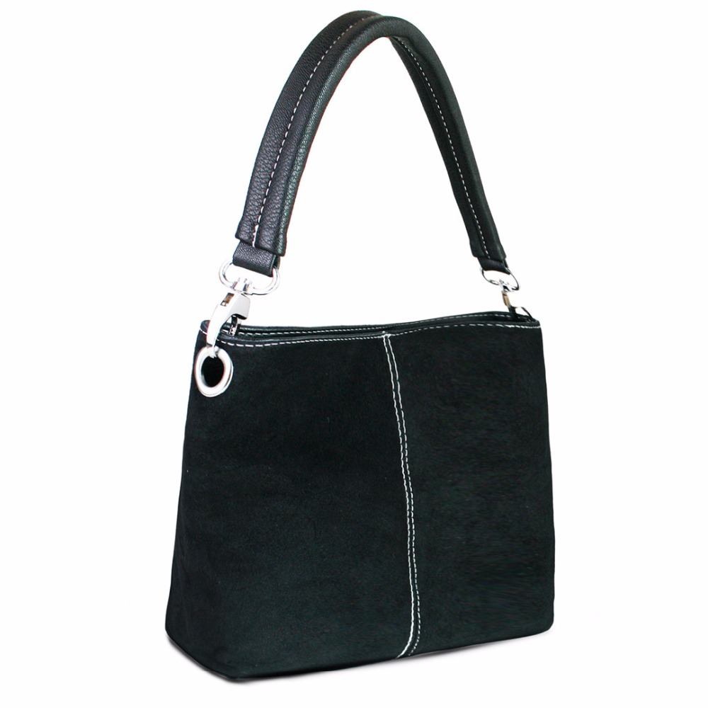 Popular Suede Black Bag-Buy Cheap Suede Black Bag lots from China ...