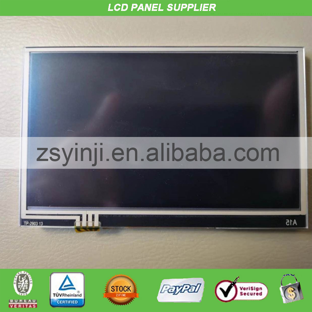 4.3 inch TFT LCD GPS Display Screen LQ043T1DG18 image