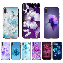 IMIDO Colorful life feather flowers design Soft silicone phone case for iphone 6 7 8 X XS XR XSmax 5 6s/6/7/8plus 6/5S SE shell imido oriental dragon pattern design soft black silicone phone case for iphone x xs xr xsmax 7 8 6 5 6s 6 7 8plus 5 6s tpu shell