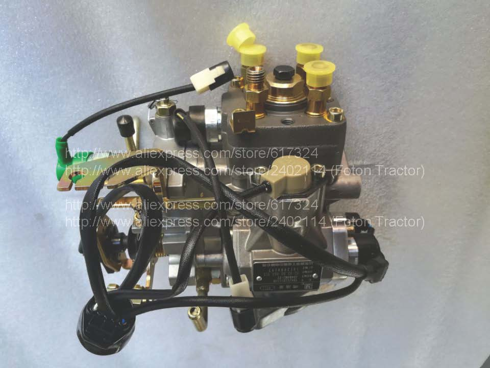 Foton tractor parts, the VE high pressure fuel pump assembly , pump code: VE15 jiangdong jd495t ty4102 engine for tractor like luzhong series the high pressure fuel pump x4bq85y041