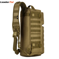 Tactical Bag Outdoor Chest Packs Hiking Camping Travel Portable Bags Military Tactical Big Bag 20L Crossbody