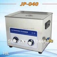 New 2014 Ultrasonic cleaning machine JP-040 circuit board hardware parts 10L 240W Ultrasonic Cleaner