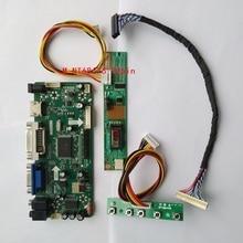 For LTN154X1-L01 1280X800 1 Lamps Screen panel 30pin LVDS LCD DVI Controller board Monitor Kit 15.4″ VGA HDMI