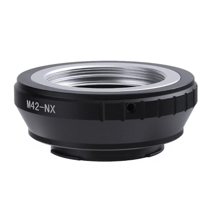 1Pcs M42-NX M42 Thread Lens to NX Mount Camera Len Adapter Ring for Samsung High Quality Lens AdapterAccessory Promotion Adapter объектив lensbaby composer pro double glass for samsung nx