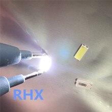 200 stücke FÜR Samsung 7030 lampe perle 6v Verwendet in Hintergrundbeleuchtung Streifen Für 2012SGS40 7030L 56 REV1.0 LJ64 03514A